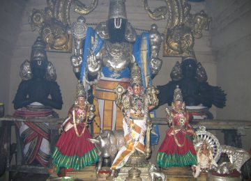 Sri Devadhirajan temple, Nagapattinam
