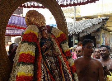 Athigiri Varadaraja Perumal Temple, Kanchipuram
