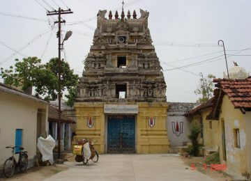 Azhagia Singa Perumal, Kancheepuram, Kanchipuram