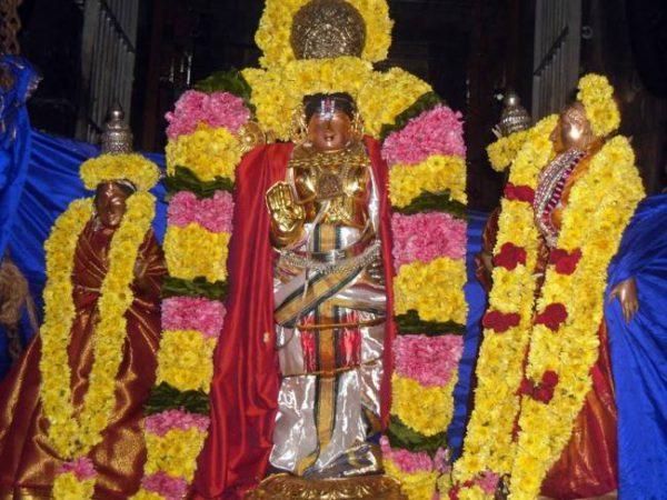 Bhaktavatsala Perumal, Tirukanna Mangai, Tiruvarur.