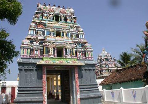 Deivanayagar temple