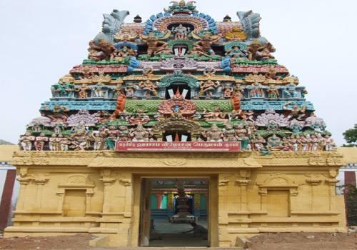 Hara Shaba Vimochana Perumal ,Kandiyur,Thanjavur