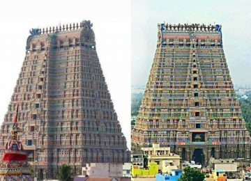 Maximum-of-India's-Tallest-temple-are-In-Tamil-Nadu-and-Odisha