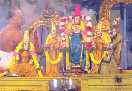 Son vannam seitha perumal,Thiruvekka, Kanchipuram