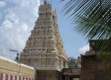 Sri Azhagia Manavalar temple