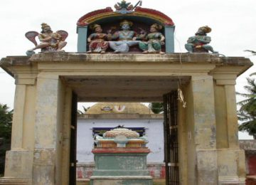 Sri Naanmadhia Perumal temple