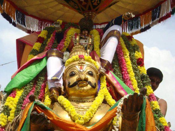 Sri Parimala Ranganathar Temple