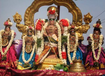 Sri Sowriraja Perumal temple, Nagapattinam
