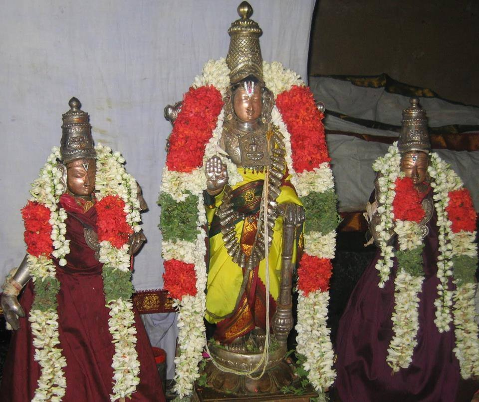 Ulagalanda Prumal, Tiru Ooragam, Kanchipuram